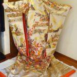 神前挙式婚礼衣装レンタル専門店自宅試着の色打掛の画像